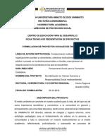 PSF Responsabilidad Social medioambiental CRG