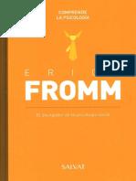 04 Erich Fromm, Colección Comprende La Psicología - SALVAT