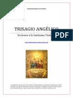 TRISAGIO+ANGÉLICO