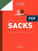 10 Oliver Sacks, Colección Comprende La Psicología - SALVAT