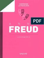 13 Anna Freud, Colección Comprende La Psicología - SALVAT