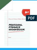 PWM Personal Finance Workbook
