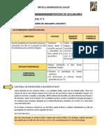 SESION VIII TERCERO DE SECUNDARIA SAN PABLO