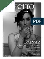 Saverio, revista cruel de teatro nº2 - Ser otro