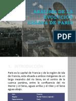 ANALISIS Paris/ Planeamiento