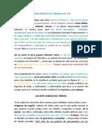 COGNOCIMIENTO DEL ENEMIGO DEL SER(1)