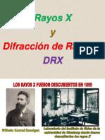 2017-08-23 - 1 - Rayos X y Difraccion de Rayos X.pdf