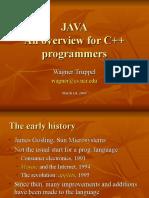 JavaForC++Programmers