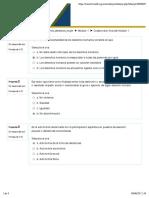 Cuestionario final del módulo 1