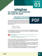 APOSTILA METODOLOGIAS ATIVAS Unidade 03
