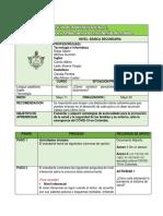 Guía 2 Castellano Ingles y Tecnologia 9°.pdf