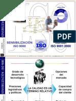 SENSIBILIZACI_N NORMA ISO 9000 AYUDA.ppt