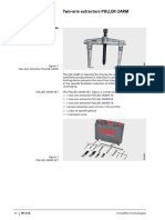 Tools for the Mechanical Mounting and Dismounting of Rolling Bearings
