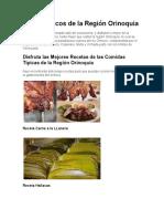 Platos Típicos de la Región Orinoquia.docx