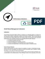 Waste Management Indicator