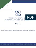Digital Marketing Digest Vol 1