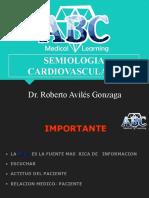 6. Semiología cardiovascular I
