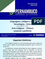 Arte Indígena Pintura Corporal e Grafismo.pptx