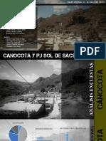 CANOCOTA - P.J SOL DE SACSAYHUAMÁN