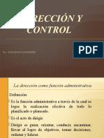 DIRECCION Y CONTROL JOSE DE DIOS CERO UNO