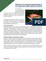 52. El Monitoreo Herramienta Basica en Los Programas de MIP y MIE en Hortalizas