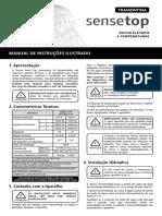 Manual chuveiro Tramontina Sensetop