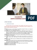 eucaristía-Domingo-Savio