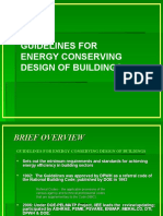 Guidelines for Energy Conserving Design.ppt · version 1