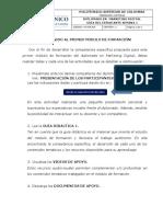 Guía del estudiante MD 1 DIPLOMADO