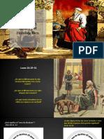 Lección 23 - Lázaro y El Hombre Rico