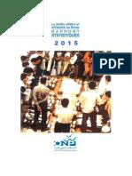 Rapport 2015
