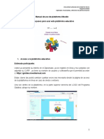 Manual de uso de plataforma Moodle Diplo 2019  final