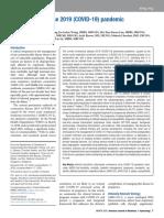 Coronavirus disease 2019 (COVID-19) pandemic and pregnancy.pdf