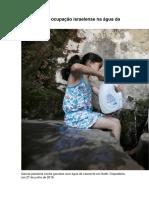 O impacto da ocupação israelense na água da Palestina.pdf