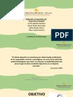 CARTILLA DETECCION TEMPRANA DE TALENTO DEPORTIVO.pptx
