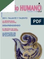 Espacio Humano_revista enero 2011_nº 148 (ejemplar completo. 100 h.)