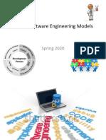 Chap 2 Software Engineering Models
