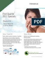 Heraeus 2011 Q1 Dental Specials
