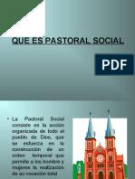 QUE ES PASTORAL SOCIAL.ppt