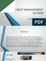 eventmanagementsystem-130724161759-phpapp01
