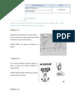 PRACTICA DE COMUNICACION ORAL Y ESCRITA