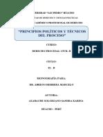 PRINCIPIOS - P. CIVIL II
