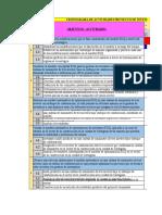 CRONOGRAMA DE ACTIVIDADES CADENA DE ABASTECIMIENTO MANGO