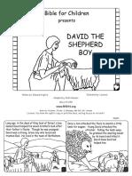 CB- Lembar Kerja David the Shepherd