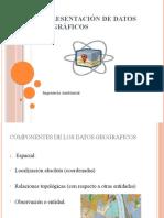 Representación de datos geográficos