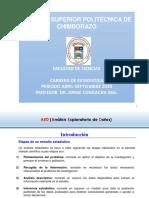 INTRODUCCION AED-PARTE 1