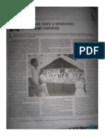 Columna de Ygrí Rivera en El Vocero- 6 de enero de 2011