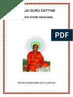 BhajaGuruDattam