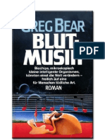 Bear, Greg - Blutmusik