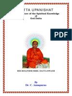 Datta Upanishat
